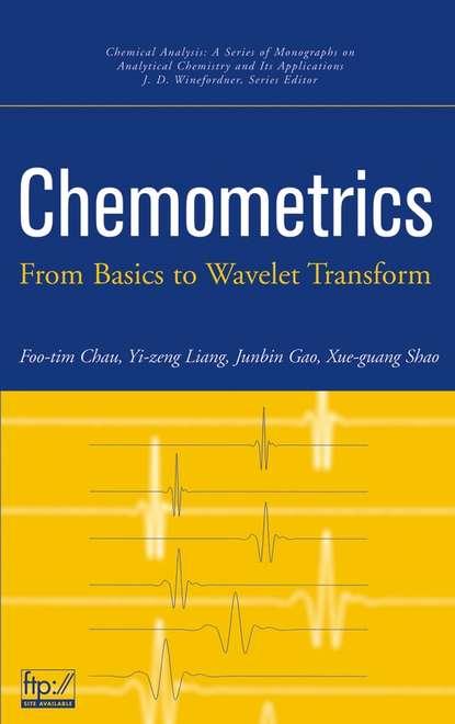 Foo-Tim Chau Chemometrics недорого
