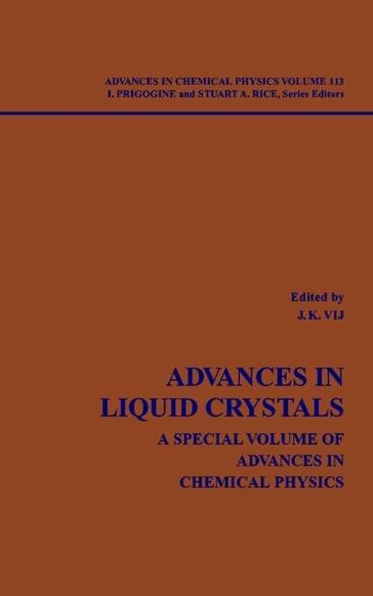Ilya Prigogine Advances in Liquid Crystals недорого