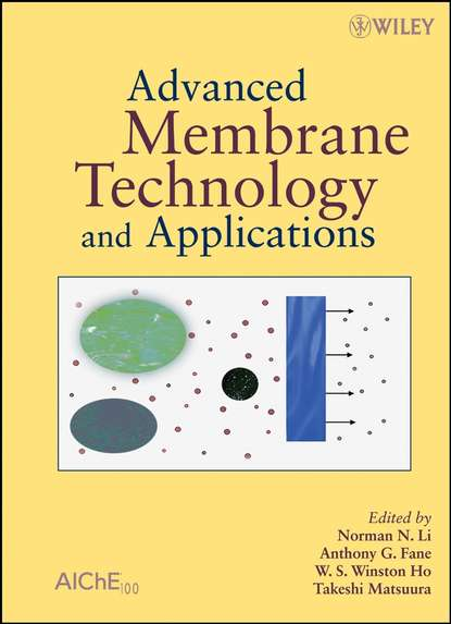 Takeshi Matsuura Advanced Membrane Technology and Applications d bhattacharyya responsive membranes and materials