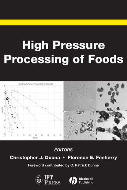 Фото - C. Dunne Patrick High Pressure Processing of Foods peter smith g applications of fluidization to food processing