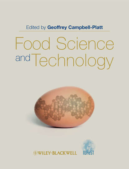 Geoffrey Campbell-Platt Food Science and Technology недорого