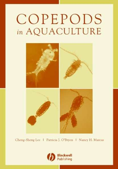 Cheng-Sheng Lee Copepods in Aquaculture genotoxic potential in fishes