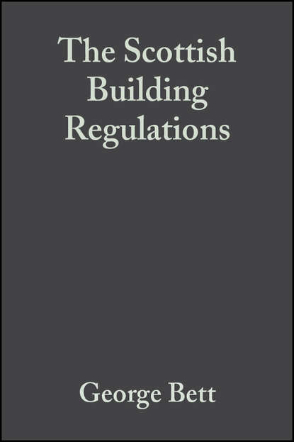 james morrison feet to the fire James Robison The Scottish Building Regulations
