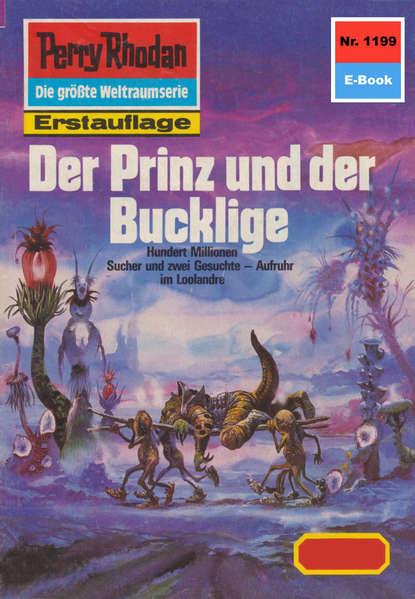 Фото - Kurt Mahr Perry Rhodan 1199: Der Prinz und der Bucklige petra lahnstein emma und prinz