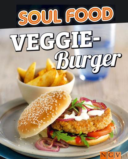 Фото - Naumann & Göbel Verlag Veggie-Burger und -Sandwiches naumann