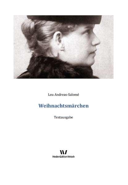 Lou Andreas-Salome Weihnachtsmärchen lou andreas salomé ruth