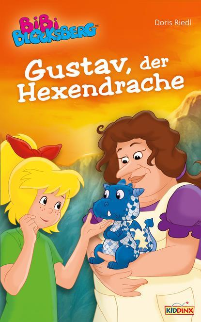 Doris Riedl Bibi Blocksberg - Gustav, der Hexendrache недорого