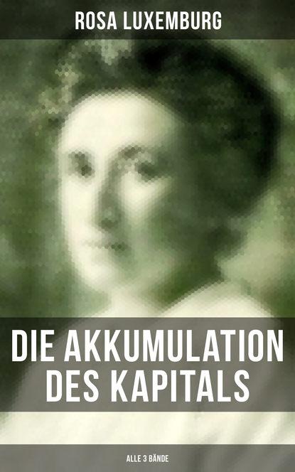 Rosa Luxemburg Die Akkumulation des Kapitals (Alle 3 Bände) rosa luxemburg rosa luxemburg die russische revolution gesammelte werke über die soziale revolution in russland