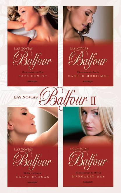Varias Autoras Pack Las novias Balfour 2 varias autoras pack las novias balfour 2