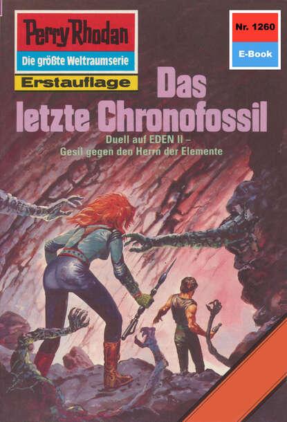 Marianne Sydow Perry Rhodan 1260: Das letzte Chronofossil