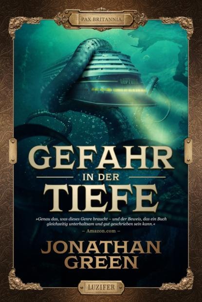 Jonathan Green GEFAHR IN DER TIEFE ponyherz in gefahr