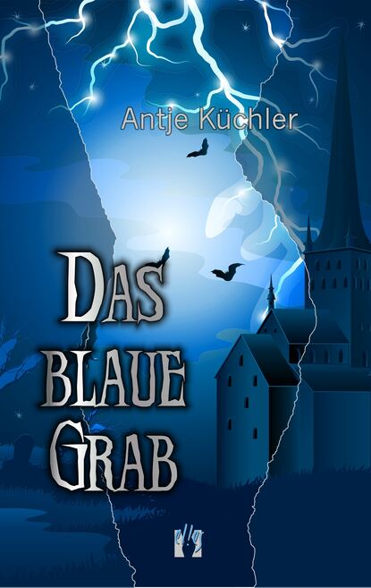 Antje Kuchler Das blaue Grab m reger tragt blaue traume