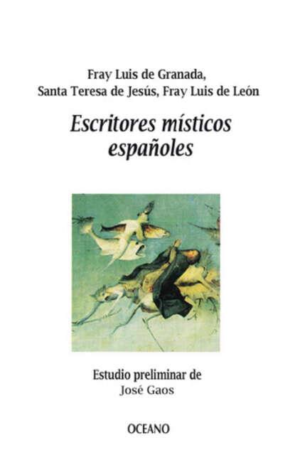 Фото - Varios Escritores místicos españoles varios literatura epistolar