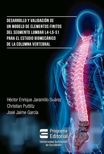 Héctor Enrique Jaramillo Suárez Desarrollo y validación de un modelo de elementos finitos del segmento lumbar L4-L5-S1 para estudio biomecánico de la columna vertebral una columna de fuego