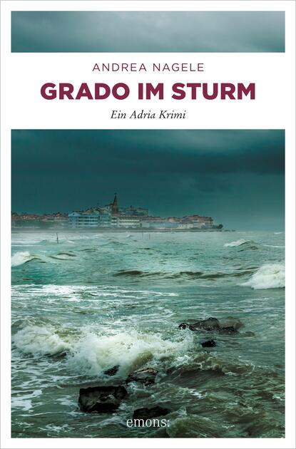 Andrea Nagele Grado im Sturm