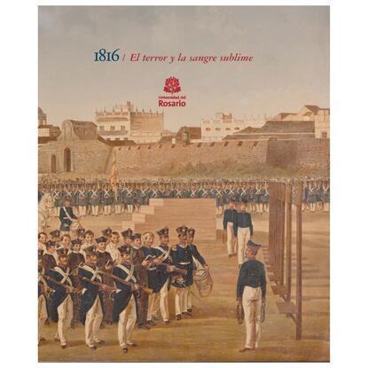 Фото - Группа авторов 1816 / El terror y la sangre sublime michael ignatieff sangre y pertenencia