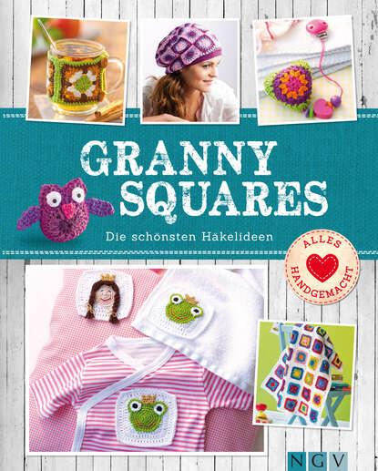 Ulrike Lowis Granny Squares 99 granny squares