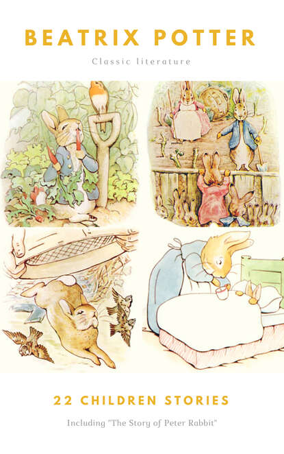 Beatrix Potter The Ultimate Beatrix Potter Collection potter b beatrix potter collection volume two