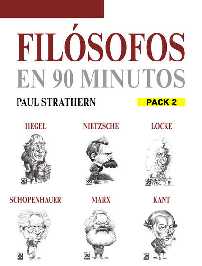 Фото - Paul Strathern En 90 minutos - Pack Filósofos 2 paul strathern maquiavelo en 90 minutos