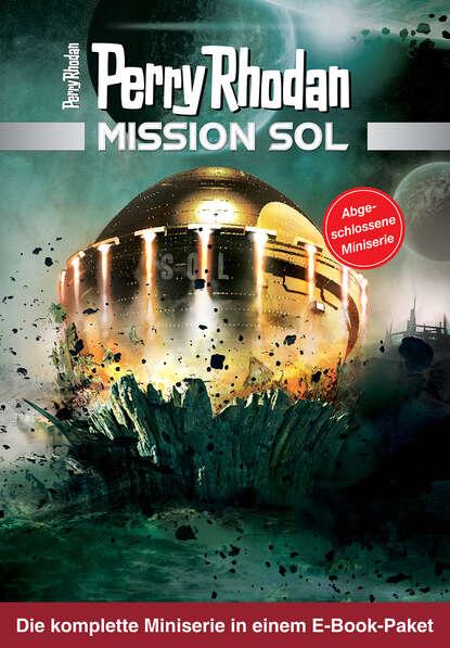 Perry Rhodan Mission SOL Paket (1 bis 12) недорого