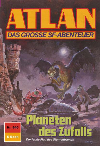 Hans Kneifel Atlan 846: Planeten des Zerfalls hans kneifel atlan 487 der start des hohlplaneten