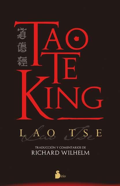 Lao Tse Tao Te King