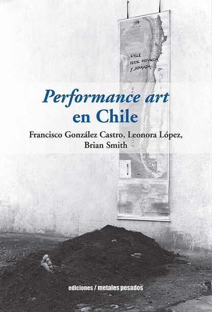 Brian Smith Performance art en Chile j balvin chile