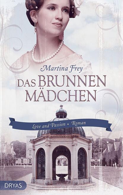 frey балетки Martina Frey Das Brunnenmädchen