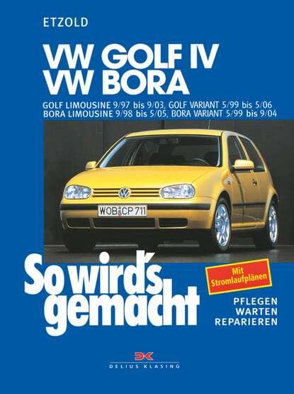 Фото - Rüdiger Etzold VW Golf IV 9/97 bis 9/03, Bora 9/98 bis 5/05 kameo bis ka026dwtni72