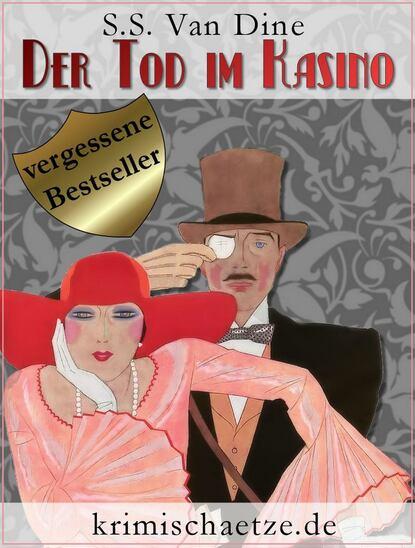 S. S. Van Dine Der Tod im Kasino tod s мокасины