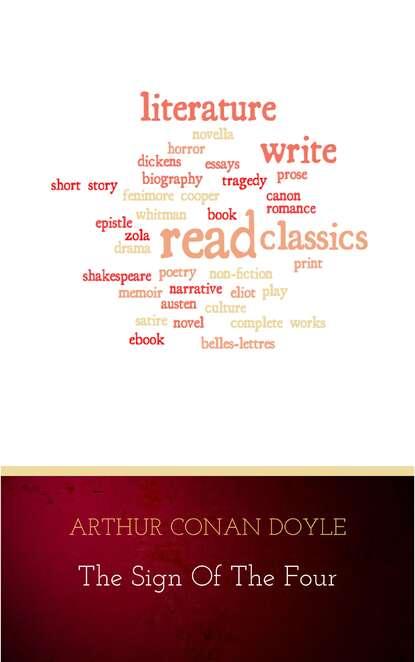Артур Конан Дойл The Sign of the Four артур конан дойл загублений світ