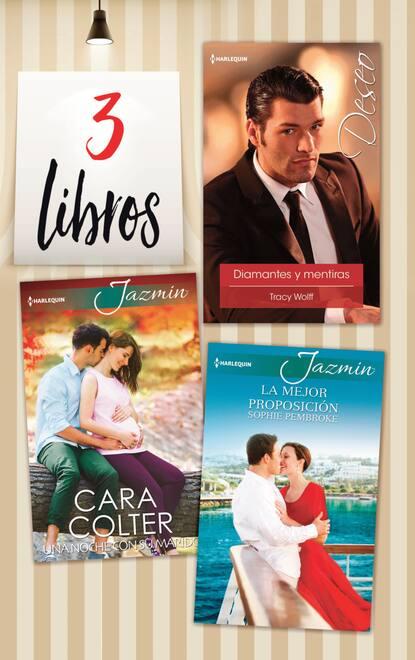 Varias Autoras Pack Jazmín y Deseo febrero 2017 varias autoras pack deseo y jazmín abril 2016