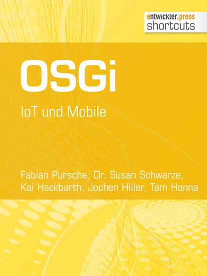 Tam Hanna OSGi. IoT und Mobile недорого