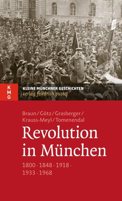 Oliver Braun Revolution in München de phazz münchen