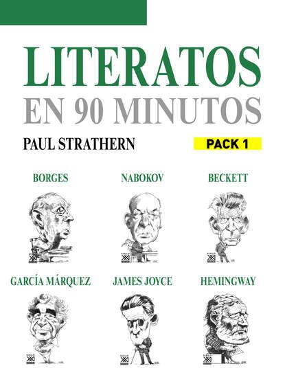 Фото - Paul Strathern En 90 minutos - Pack Literatos 1 paul strathern maquiavelo en 90 minutos