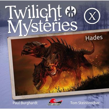 Фото - Paul Burghardt Twilight Mysteries, Die neuen Folgen, Folge 10: Hades paul burghardt twilight mysteries die neuen folgen folge 2 thanatos