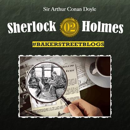 Sabine Friedrich Sherlock Holmes, Bakerstreet Blogs, Folge 2 blogs