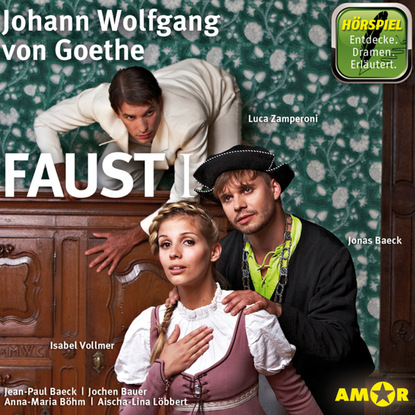 Johann Wolfgang von Goethe Faust I (Ungekürzt) johann wolfgang von goethe faust tragedii część pierwsza