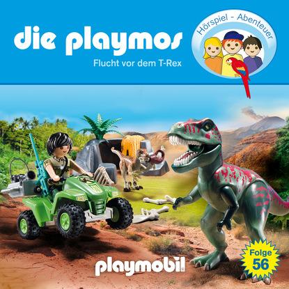 David Bredel Die Playmos - Das Original Playmobil Hörspiel, Folge 56: Flucht vor dem T-Rex t weelkes when david heard