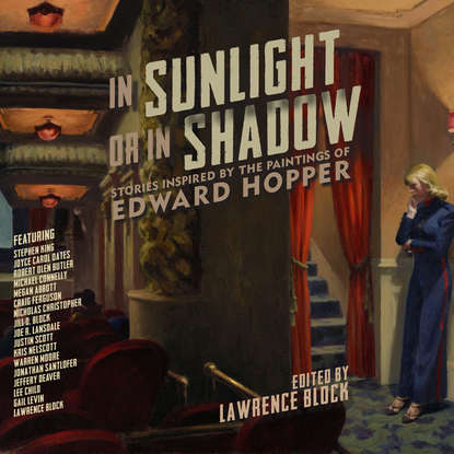 Lawrence Block In Sunlight Or In Shadow - Stories Inspired by the Paintings of Edward Hopper (Unabridged) lawrence frames 710346 tailored metal silver picture frame 4 by 6 inch