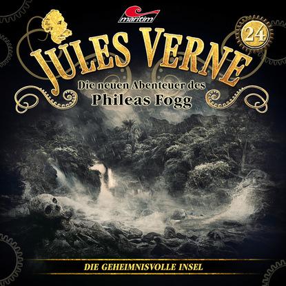 Marc Freund Jules Verne, Die neuen Abenteuer des Phileas Fogg, Folge 24: Die geheimnisvolle Insel marc freund jules verne die neuen abenteuer des phileas fogg folge 15 die schwimmende stadt