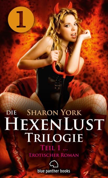 Sharon York Die HexenLust Trilogie   Band 1   Erotischer Roman sharon york die hexenlust trilogie wie alles begann erotischer roman