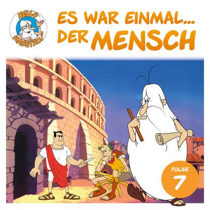 Albert Barillé Hello Maestro - Es war einmal... der Mensch, Folge 7: Das römische Reich недорого