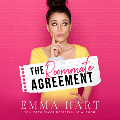 Фото - Emma Hart The Roommate Agreement (Unabridged) erin kelly he said she said
