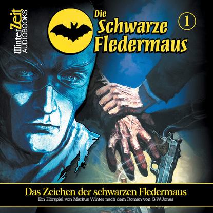 Markus Winter Die schwarze Fledermaus, Folge 1: Das Zeichen der schwarzen Fledermaus недорого
