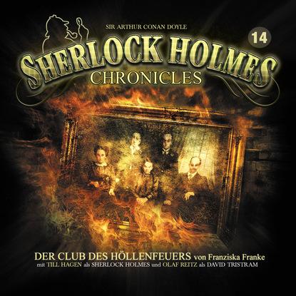 benetti подвесная люстра benetti modern ponte mod 416 5075 03 c Franziska Franke Sherlock Holmes Chronicles, Folge 14: Der Club des Höllenfeuers