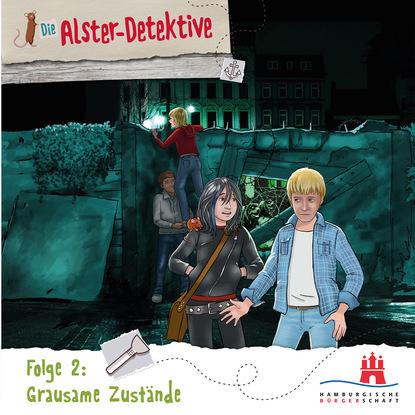 Die Alster-Detektive, Folge 2: Grausame Zustände фото