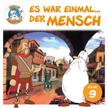 Albert Barillé Hello Maestro - Es war einmal... der Mensch, Folge 9: Die Karolinger albert schweitzer kultuur ja eetika page 9