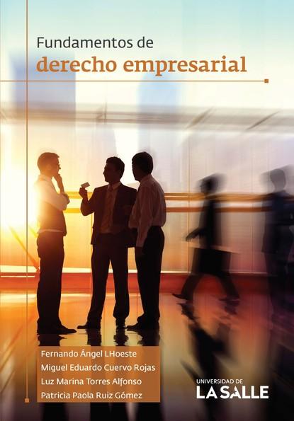 Fundamentos de derecho empresarial фото