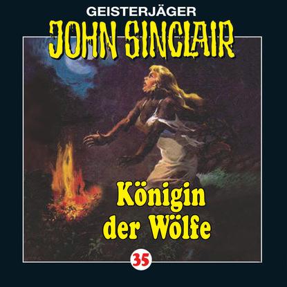 Jason Dark John Sinclair, Folge 35: Königin der Wölfe (2/2) jason dark john sinclair folge 48 lupinas todfeind 2 2